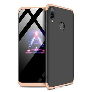 Téléphone cellulaire Holsters Mobile Case GKK pour VIVO Y95 PC 360 degrés couverture complète de protection couverture arrière de cas