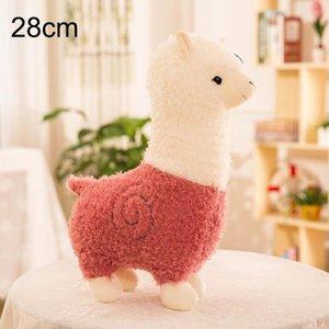 NEW 28cm Grass Mud Horse Alpaca Doll Pillow Doll Plush Toy