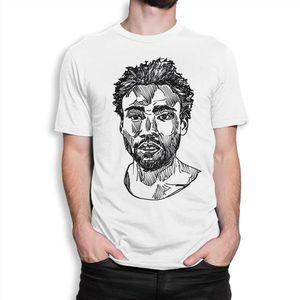 T-Shirt T-Shirt magico TSDFC Art, Donald Glover Tee, Uomini di TSDFC taglie unisex uomini donne maglietta di sport Felpa con cappuccio cappuccio da donna