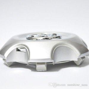 Neue 1pcs 140mm Chrome Für Toyota-Rad-Mitte-Abdeckungen Radkappe Fit 2002 -2015 Land Cruiser Prado 120 4000 LC120 Rzj120 Grj120 Tr120 / 140mm