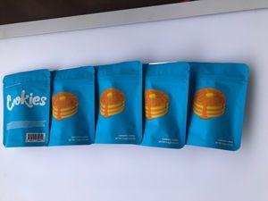 Bags Packaging Mylar 3.5g Sf Gary Payton Milk 3.5g-18 Cookies Gelatti Childproof 420 Bags Cookies 8th Size Cereal California Bag sqcRj