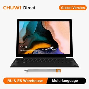 CHUWI 12 inch 2K IPS Screen Intel Celeron Quad Core Windows 10 Operating System 8GB RAM 256GB SSD Tablet PC Dual Cameras1