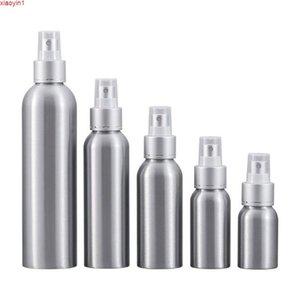 Contenitori cosmetici vuoti Atomizzatore di alluminio di alta qualità Profumo di atomizzatore 30ml 50ml 100ml 120ml 150ml 250ml bottiglia di viaggio del toner da 250 ml 20pcs / Lothigh Quatity