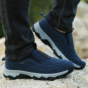 Sinkstar Old Man Chaussures Casual Chaussures Mens Montagne Hommes Trekking Escalier Sneakers Trekking Sports Sneakers Hommes Chasse Trekking Lj201130