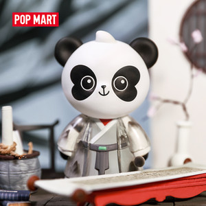 POP MART Upanda Chinoiserie Series Blind Box Cute Kawaii Vinyle Toy Action Figures Free Shipping Y0112