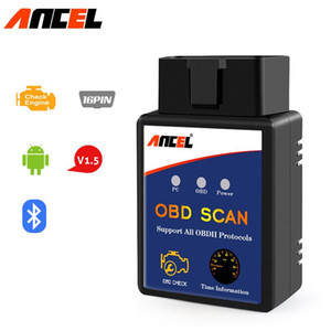 OBD 2 Code Reader Car Diagnostic Tool OBD2 Scanner ELM327 Multiple Languages Clear Read Clear Code OBDII Scan Tools pk YA101