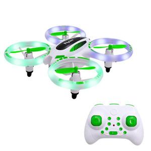 Zhenduo Flytec Mini Drone Night Night Flight Light Light LED Remote Telecomando Remote Telecomando giocattolo Genitore Genitore Bambino Giocattolo interattivo