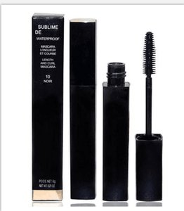 NEW Makeup Sublime Loungueur WaterProof Mascara Length And Curl Mascara Black Colors Cruling Thick Mascara 6g