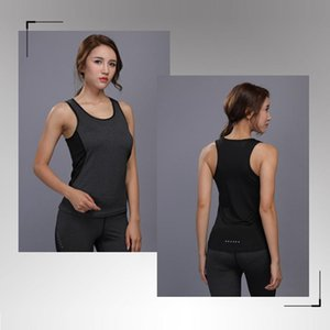 2020 New OLBYD Sleeveless Yoga Set Women Running Fitness Sport Vest+Pants Yoga Leggings Gym Clothes Jogging Sport Suit
