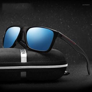 Men Polarized Sunglasses Brand Design Men Travel Driving Sun Glasses Square Glasses Goggle Eyewear UV4001