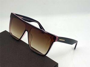 0709 di moda occhiali da sole quadrati di tendenza d'avanguardia uomini e donne di stile di alta qualità lità best-seller più venduti UV400 nobili occhiali