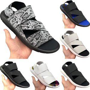 2020 Y3 Stretch Cross Bandage Sports Sandals Originals Y3 Qasa Hollow Bottom Buffer Rubber Beach Shoe