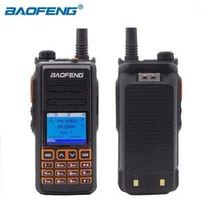 Walkie Talkie BaoFeng GPS Digital Analog DM-760 DMR Two Way Radio Voice Record VHF UHF Tier1&2 Dual Time Slot Transceiver1