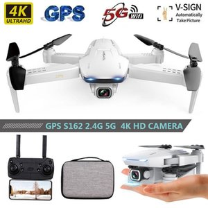 Drones GPS 4K HD 1080P 5G WIFI FPV Quadcopter Drone Vuelo 20 Minutos RC Distancia 500M DRON SMART Devolver Pro Toys Helicopters1