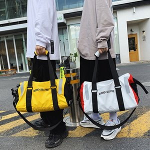 Street Trend Hip Hop Travel Ins Men's and Women's Satchel Tuku Chao Brand Shoulder Sports Leisure Messenger Bag C1111