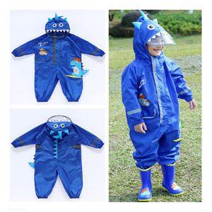 "3D animation raincoat 3D raincoat""; ""children's raincoat""; ""boys and girls raincoat""; ""primary school student Seattle clothing 90-135 cm"