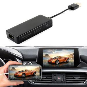 Carro Android Navegação Android iOS Carplay Módulo Auto Smart Telefone USB Carplay Adaptador