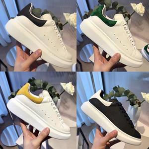 Zapatillas de la plataforma de moda Hombres Mujeres Chaussures Planeo Plano Velas Velas Calfs Skin Reflective Mens Trainers Running Fiesta Boda Sneaker Vintage