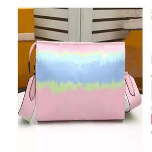2021 nuevos cosméticos de cuero del bolso de las señoras del hombro bolsas oblicuas bolso bolsas de diseño embrague bolsa de mensajero