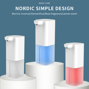 Sanitizer automática Soap Dispenser Foam Hotel Hand Sanitizer Dispenser de espuma Máquina Auto Foam Hand Wash Dispenser Bottle Inteligente