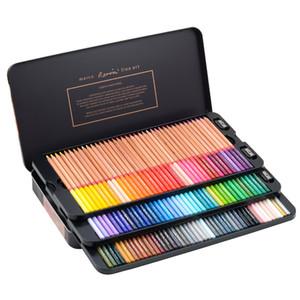 Andstal Marco Renoir 100 Colors Professional Oil Color Pencil Fine Art Artist Set drawing sketch Colour colored pencils lapiz de Y200428