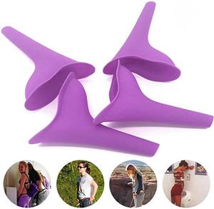 Portátil dispositivo reutilizável Feminino Micção Camping Viagem Lady Elegance Mulheres Urinal Party Supplies DHL frete grátis