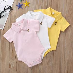 2020 New Fashion Baby Tuta Abbigliamento per bambini Ragazza Boy Tute Tuta Bambino Design Abbigliamento