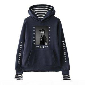 Mens Hoodies Revenge Nipsey Hussle Hoodie Sweatshirt Men Women Hip Hop Rapper Hooded Pullover Casual clothing