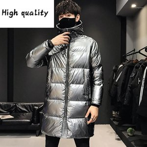 2020 Winter new men's down jacket contains 60% white duck down fashionable men's jacket wear1