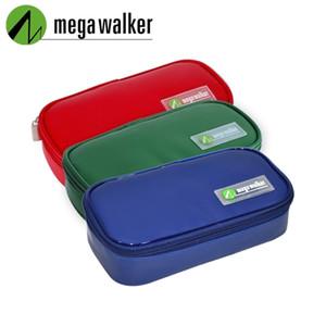 Tragbare kühlen Diabetiker Insulin Reiseetui Größe Kühler: 20 * 9 * 5 Spät Modell PU Stoff Aluminium Foil Eisbeutel Q1104