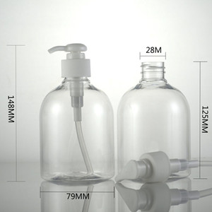 400ml Empty Personal Care Pump Bottle For Liquid Soap ,Shower Gel,Hand Washing ,Cosmetic Container 20pc LOT