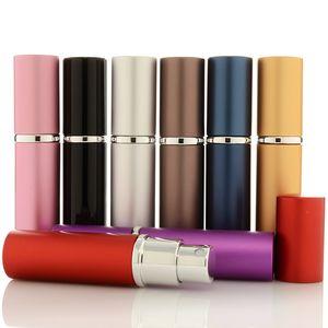 Parfümflasche 6ML Parfüm Unter Abfüllung portable kosmetisches Feuchtigkeits spray Glas leer Sprühflasche kleine Probenflaschen elektrochemischen