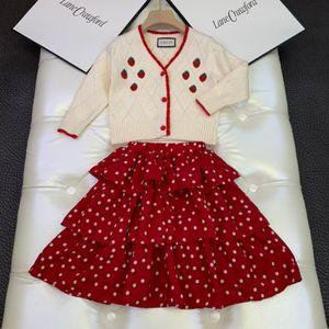 top quality kids clothing sets kids clothes girls tops jacket sweatshirt sweaters skirt dress 2pcs setsZILQ