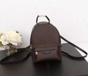 여자 미니 가방 클래식 캔버스 팜 봄 배낭 유명한 디자인 여자 패션 소녀 귀여운 배낭 하이킹 배낭, $ 84.9 c176 #에서