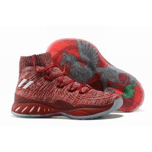 2019 الجديد مجنون الأصل متفجرة أحذية PK العليا AW يغينز LasVegas لاتفيا الرياضة لأندرو الأزرق الداكن الأحمر الرياضة حذاء رياضة حجم 40-46