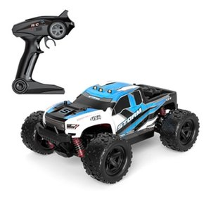 OFF-Road Vehicle 1 18 2.4G 4WD High Speed Big Foot RC Racing Car HS 18301 18302 Rc Cars Toys for Children Hot Selling 201226