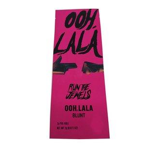 Горячие продажи 2G печенье Калифорния Runtz тупые сумки предварительно рулоны Gary Payton лимонад Mintz Blunts OOH LALA MYLAR пакеты с наклейкой