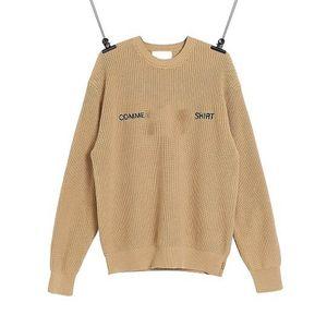 2020 nuevos hombres y mujeres suéteres de moda de invierno suéter tecnología Jacquard hilo de lana de oveja 100% Nueva Zelanda embellecido atractivo del todo-fósforo puente