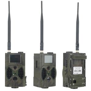 HC-300M 야외 사냥 카메라 12MP 야생 동물 탐지기 트레일 카메라 HD 방수 모니터링 적외선 열 감지