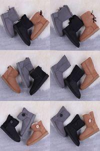 2020 Frauen Classic AustraliaWGG Womens.uggs.ugguggugglis boot groß halb bogen frauen mädchen schnee winter stiefel stiefel schuhe