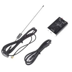 Ham Radio Receiver 100KHz-1.7GHz Full Band УФ HF RTL-SDR USB тюнер приемник USB Dongle с RTL2832U R820T2 Ham Radio RTL SDR
