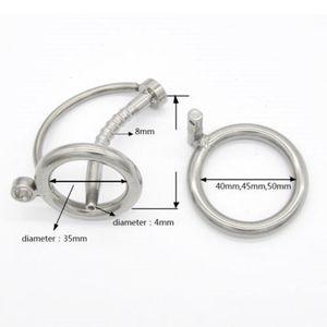 Мужские пояса Фетиш устройства Великобритании Клетка # R2 Целомудрие Бандаж Tube Мужской сток Urethral Scnio