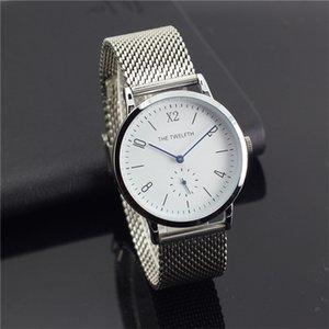 Uhren 2020 Neue X2 Fashion Casual Herrenuhr Quarz Ledergürteluhr Bekannte Business Watch