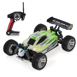Original WLtoys A959-A A959-B A959 1:18 RC Car 4WD 2.4GHz Off Road RC Trucks 70KM H High Speed Vehicle RC Racing Car Toys Kid