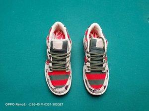 Nike DUNK SB Dunk Koşu Ayakkabıları Kaykay Sneakers Mens Femmes Ben Et Jerry Jerrys Dekonttracte Reconnaissant Morte X Vasiler