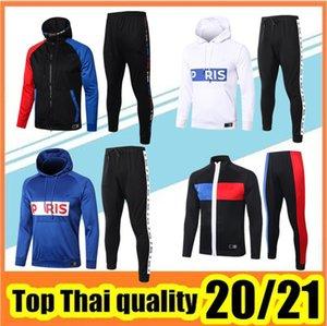 Самая лучшее качество для взрослого футбола спортивного костюма набора 2020 2021 2020/21 костюмы HOME Футбольной формы куртки спортивного костюм