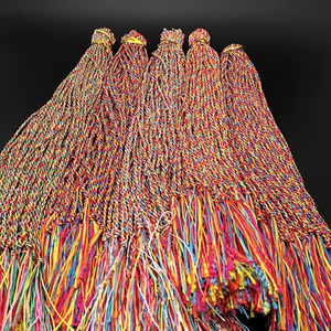 Factory Directly Multicolored Rope Bracelet wholesale Braided Handmade Jewelry Cheap Braid Cord Strand Braided Friendship Bracelets