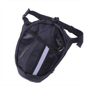 Men Waist Bag Outdoor Bag Leg Drop Motorcycle Waist Pack Unisex Fanny Thigh Belt Bike