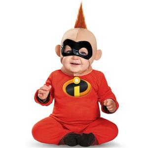 Jack Jack bébé Costume Halloween Costume Mr. Incredible 2 salopette Costume adulte toddllers cosplay C0927