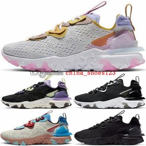 men walking Sneakers size 5 shoes react 46 us 12 epic fashion vision women 386 mens eur 35 trainers running joggers tripler black ladies